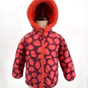 Patagonia Reversible Tribbles Hedgehog Jacket